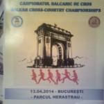 Campionatul balcanic de cros
