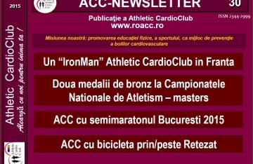 ACC NEWSLETTER 30