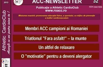 ACC NEWSLETTER 32