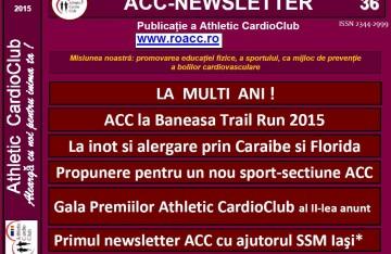 ACC NEWSLETTER 36